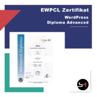 WordPress(2) Einzeltraining/Zertifikat >Fortgeschrittene