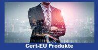 Zertifikate der Cert-EU