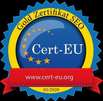 Gold Siegel ESEOL