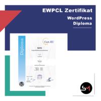 WordPress(1) Einzeltraining/Zertifikat >Anfänger