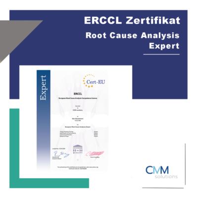 Root Cause Analysis Training (Stufe 3) >Expert