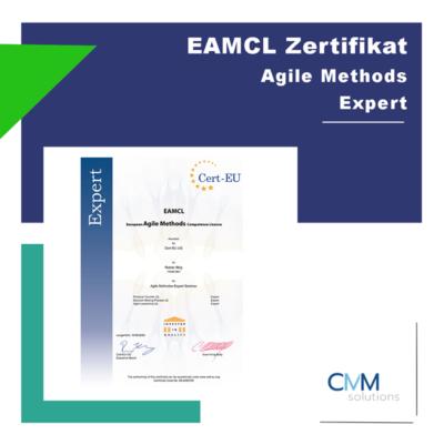 Agile Methods Training(Stufe 3) >Expert