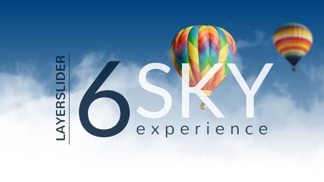 Layerbilder Sky